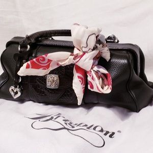 Brighton Handbag with Scarf